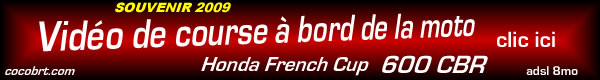 video moto course